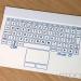 剃刀风流:CSR推出全球最薄无线蓝牙触摸键盘