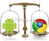 Android与Chrome合体,开发者Google双赢