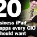 20款CIO必备的iPad商务应用程序