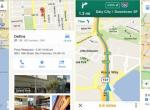 王者归来:谷歌地图正式登陆苹果应用商店