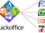 微软Office遭突袭,谷歌内测QuickOffice