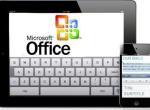 微软慌了,即将推出iPad版Office