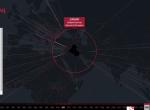 最牛数据可视化项目:过去四十年全球难民流向
