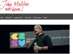 """McAfee创始人创建""""科技党""""参加美国总统大选"""