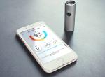 首款智能便携空气质量检测仪众筹中