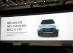 奥迪计划2020年推出人工智能自动驾驶汽车