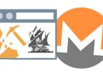 广告界的一股清流:海盗湾在网站代码中暗藏挖矿机脚本
