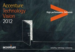 accenture technology vision2012