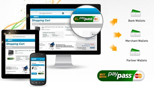 万事达mastercard-paypass电子钱包