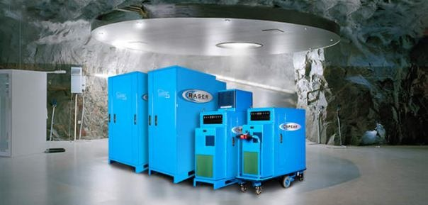 EMS micro data center units