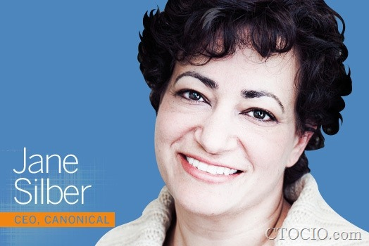 Jane Silber, CEO Canonical