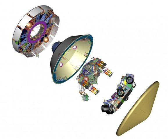 好奇号MSL-NX-CAD-Exploded-view-of-Seperation-stages1-660x548