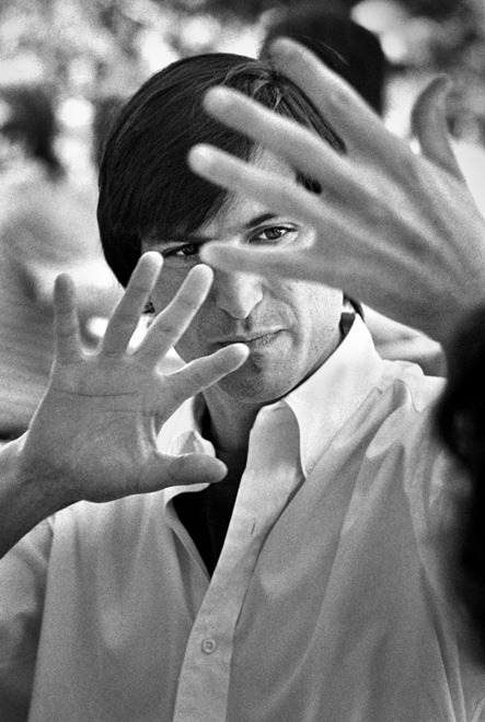 NeXT founder Steve Jobs.