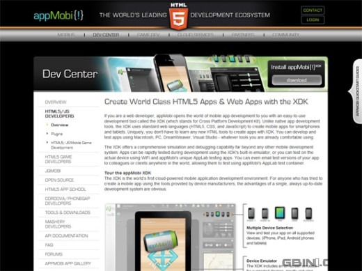 appMobi XDK