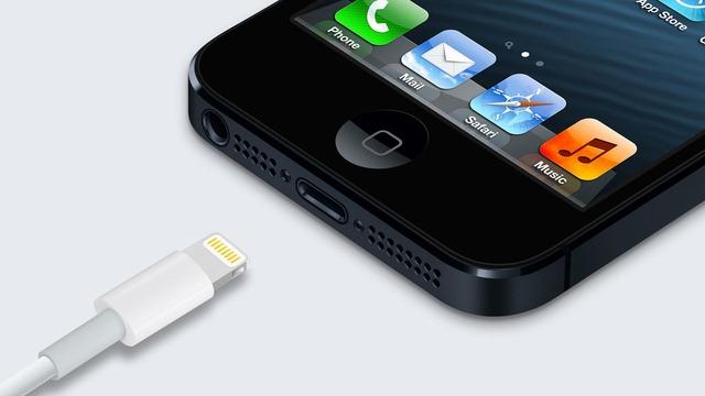 iPhone5 接口
