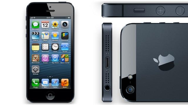 iPhone5 摄像头