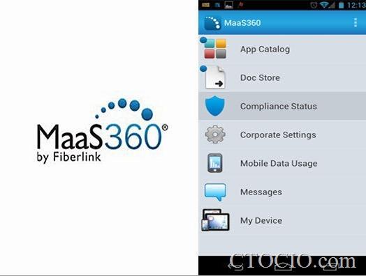 Fiberlink-MaaS360