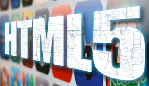 HTML5 wall