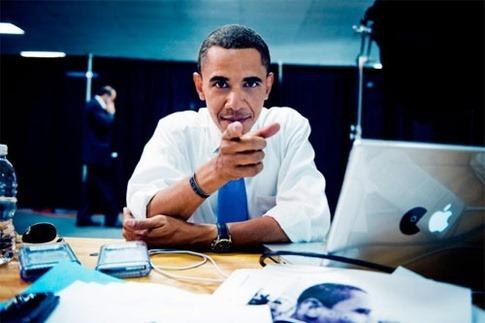Obama bigdata