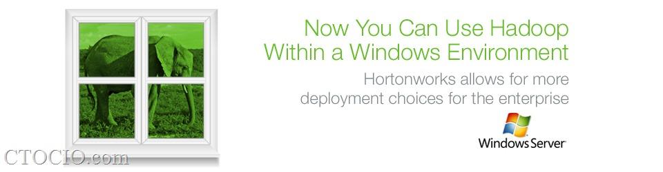 Hortonworks microsoft