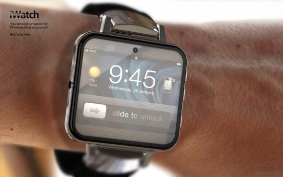 iwatch苹果智能手表