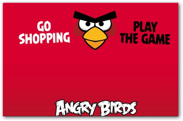 angrybirds shot