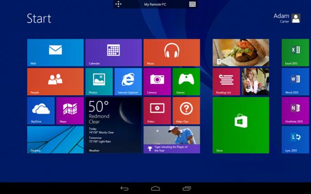 android-windows remote desktop
