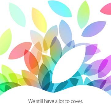 ipad 苹果产品发布会