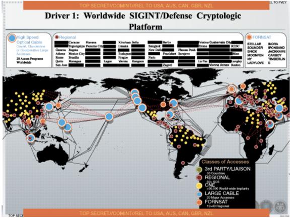 NSA TAO CNE hacking