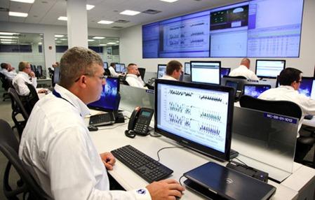 劳斯莱斯全球发动机健康监测中心