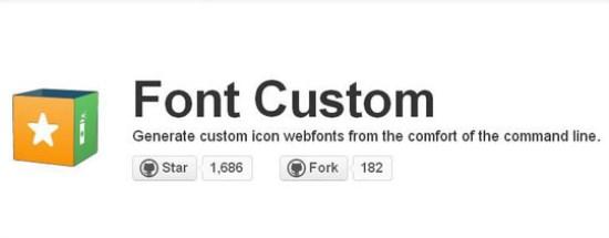 customer font tool