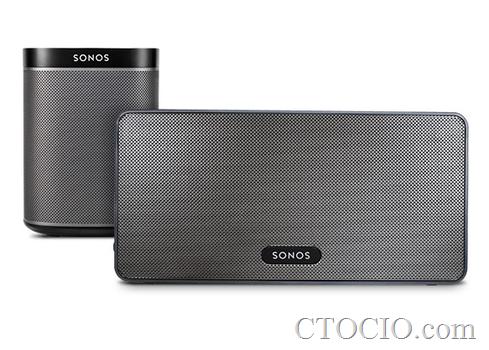 7Sonos wifi speaker
