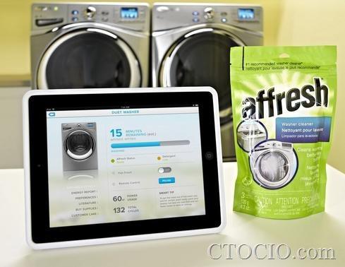 8whirlpool 自动洗衣机烘干机