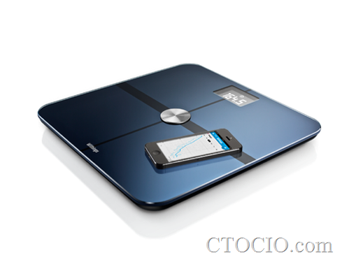 9Withings Body Analyzer 体重分析仪