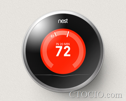 Nest恒温器