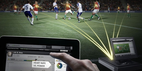 Smart Sports Professional Soccer Launches Data Viz System