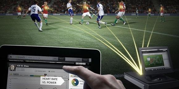 Smart Sports Professional Soccer Launches Data Viz System
