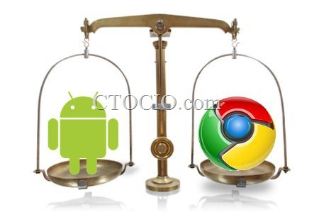 chrome OS - Android-App-Google-ctocio