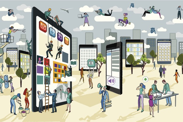 Byod illustration credit thinkstock