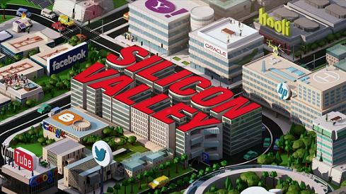 硅谷silicon valley