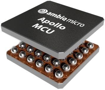 Ambiq Micro -Apollo-MCU