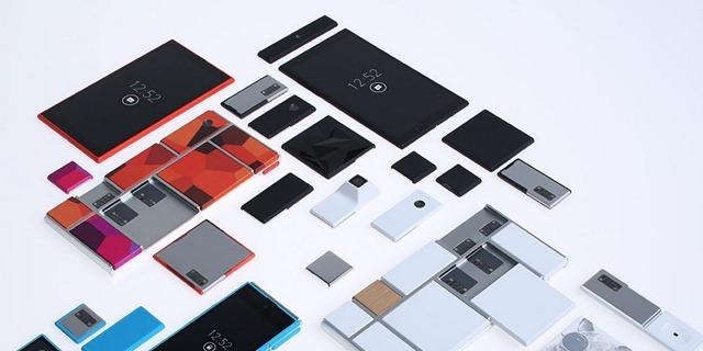 Project_ARA_Google模块化手机
