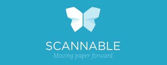 Scannable-印象笔记扫描软件APP