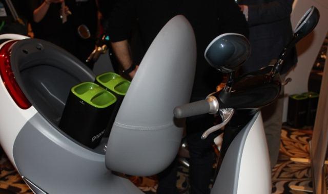 gogoro-scooter-电动车