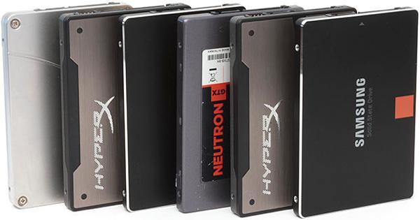 SSD硬盘耐久度测试