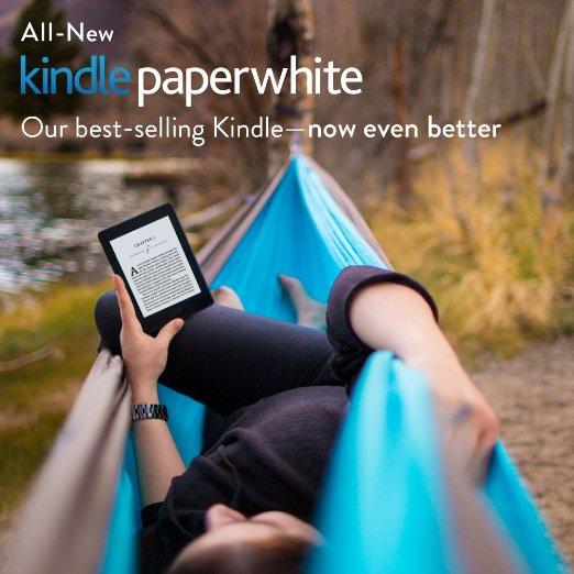 第二代高分屏kindle paperwhite