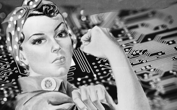 女性信息安全从业者