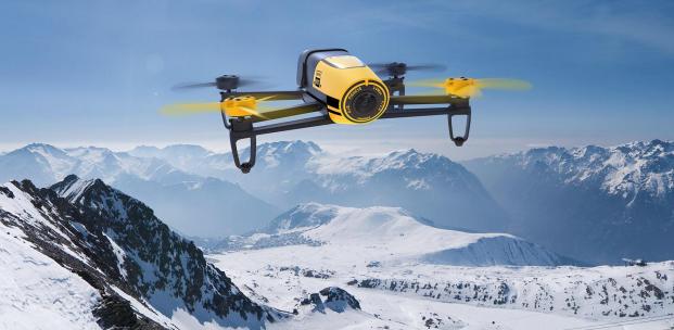 无人机 parrot-drone