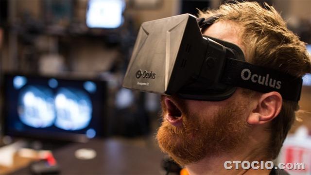 Oculus虚拟现实头盔