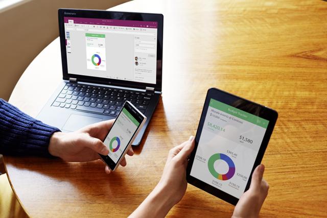微软跨平台移动应用开发PowerApps-on-Any-Device